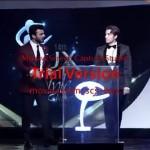 See How Fawad Khan, Mahira Khan and Ali Zafar are Teasing Each Other @ LSA