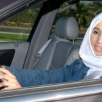 Women's driving rights